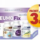 3 x Kit Pneumo Fix - pentru combaterea afecțiunilor pulmonare