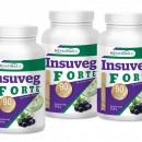 Insuveg Forte - Insulina Vegetala - Pachet 3 Cutii