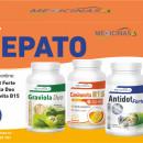 Kit Hepato - Pentru sustinerea functiilor hepatice si protectia ficatului