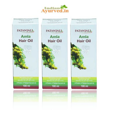 Amla Hair Oil Patanjali Patanjali Amla Hair Oil 100ml