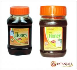 Patanjali Pure Honey | पतंजलि शुद्ध शहद (250 Grams, 500 Grams & 1000 Grams)