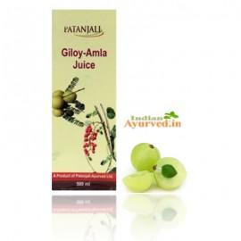 Patanjali Giloy Amla Juice 500 ml