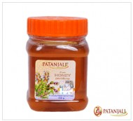 Patanjali Pure Honey (Multiflora) - 250Grams