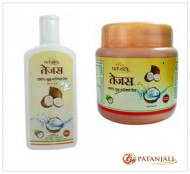 Patanjali Tejus Coconut Oil-200Ml JAR