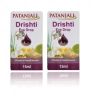 Patanjali Drishti Eye Drop 15Ml
