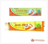 Patanjali Crack Heal Cream- 50 G