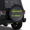 COPRIRUOTA SU MISURA 4X4