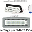 LUCI TARGA A LED SMART 450 451 DAYLIGHT