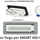 LUCI TARGA A LED SMART 450 451 DAYLIGHT