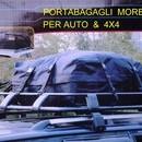 BOX AUTO MORBIDO PORTABAGAGLI TETTO BAULE 4X4