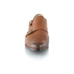 Pantofi eleganti barbati Bruxelle Maro (piele naturala)