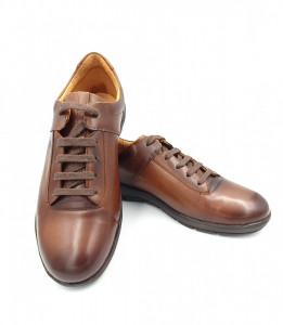 Pantofi sport barbati din piele naturala Dani Maro deschis
