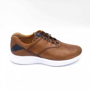 Pantofi sport barbati Zidan Maro piele naturala