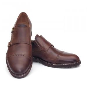 Pantofi casual barbati London Maro (piele naturala)