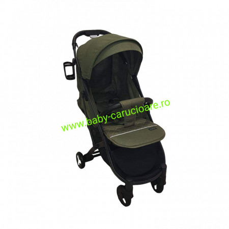 Poze Cărucior sport ultracompact Baby Care S 600 Verde Kaki