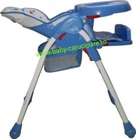 Masa scaun Baby Care  CC Albastru