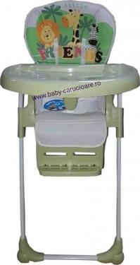 Poze Masă scaun Baby Care CC Verde