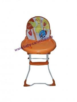 Poze Masă scaun Baby Care CH Portocaliu