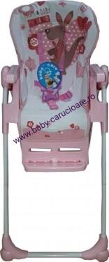 Masa Scaun Baby Care CC Roz