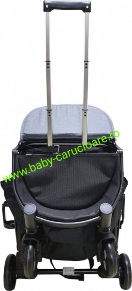 Poze Cărucior sport ultracompact Baby Care S 600 Gri