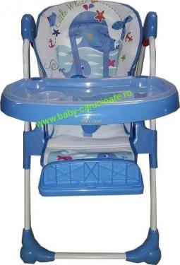 Poze Masa scaun Baby Care  CC Albastru