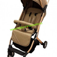 Cărucior sport troller ultracompact&light Baby Care A 320 Dark Capuccino