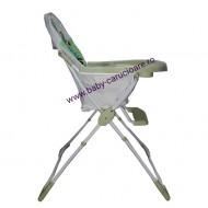 Masă scaun Baby Care CH Verde
