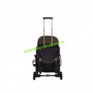 Cărucior sport ultracompact Baby Care S 600 Verde Kaki