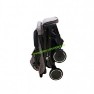 Cărucior sport ultracompact troller Baby Care A8 Capuccino