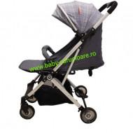 Cărucior sport troller  ultracompact&light Baby Care A 320 Grey Design