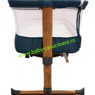Pătuț CO-SLEEPER cu balansoar Babies(Baby Care)Turquoise