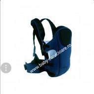 Marsupiu textil multifuncțional Baby Baby Carrier albastru