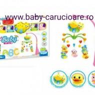Carusel muzical New Baby Musical albinute