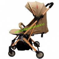 Cărucior sport troller ultracompact&light Baby Care A 320 Dark Capuccino