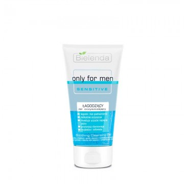 Slika Bielenda Only For Men Sensitive umirijući gel 150gr