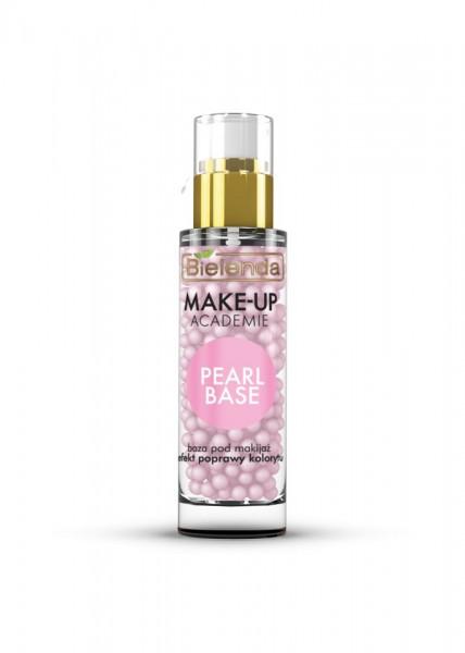 Bielenda Make Up Academie Pearl Rose baza za šminkanje 30g