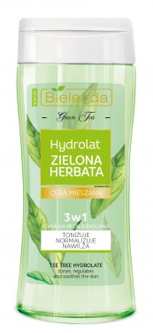 Bielenda Green Tea hidrolat 3u1 200ml