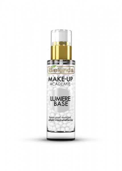 Slika Bielenda Make Up Akademie Lumiere. baza za šminkanje 30gr