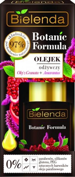 Slika Bielenda Botanic Formula ulje nara i amarant negujuće ulje za lice 15m