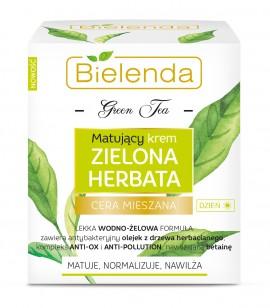 Slika Bielenda Green Tea dnevna matirajuća krema 50ml