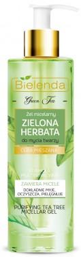 Slika Bielenda Green Tea micelarni gel za čišćenje lica 200ml