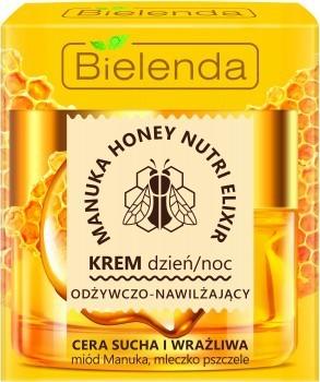 Slika Bielenda Manuka Honey Nutri Eliksir krema za lice 50ml