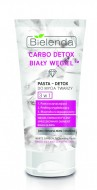 Bielenda Carbo Detox White Carbon pasta za čišćenje lica 3u1 150ml