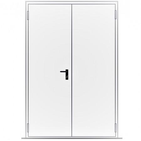 UNIVER usa metalica, 1800(900+900)x2050