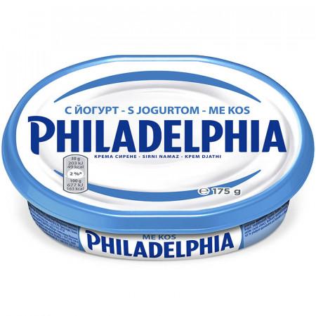 Крема сирене Филаделфия 175г. йогурт