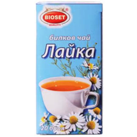 Чай билков лайка 30гр. (20бр.филтърни пакетчета)