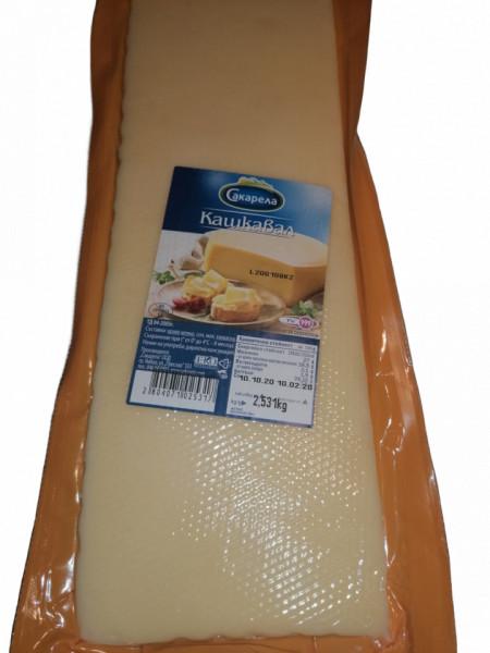 Кашкавал Сакарела тост