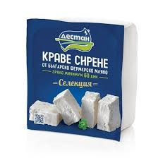 Краве сирене Дестан 400гр. вакуум