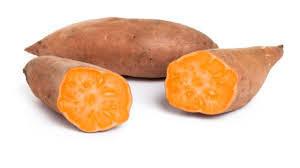 сладък картоф батат