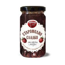 Сладко от горски ягоди 245г.